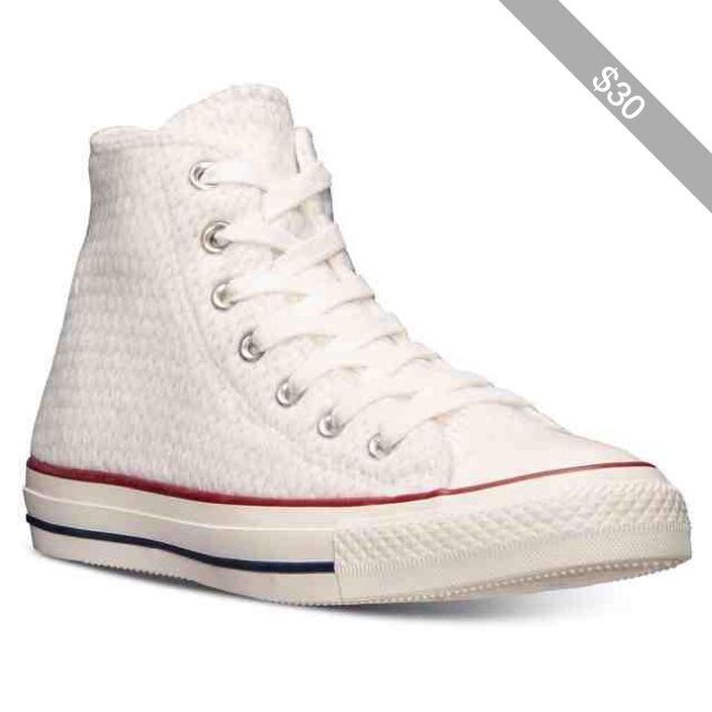Converse Women's Chuck Taylor Hi Winter Knit Casual Sneakers from Finish Line
