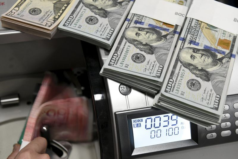 Forex Dollar Tests 2Year Low Amid Doubts Over Economic
