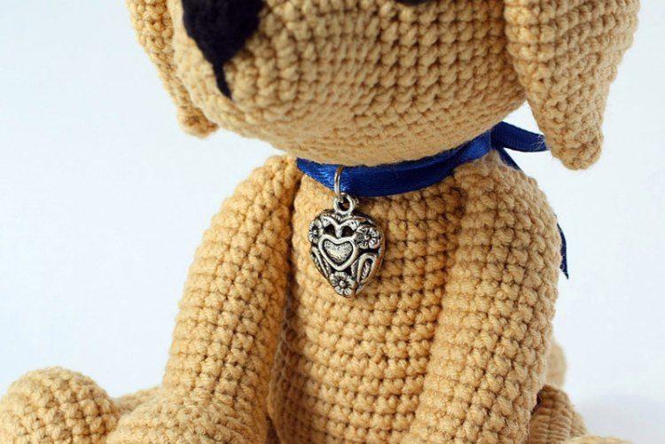 Lucky Puppy amigurumi pattern - free crochet pattern | Amigurumi ...