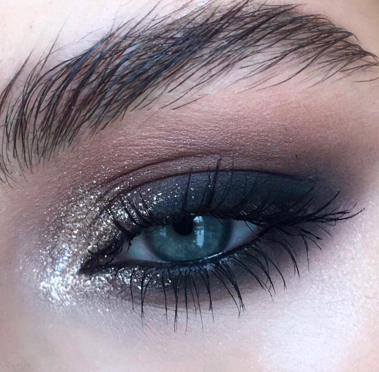 бизнес макияж глаз с темными линиями фото есть