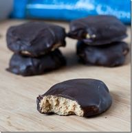 homemade reeses peanut butter easter eggs