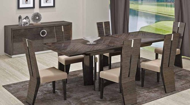 Modern Dining Room Tables Italian