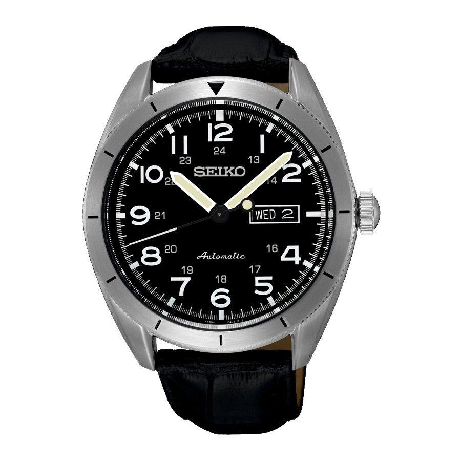 Seiko Gent Automatic Horloge Srp715k1 Tic Toc Pinterest Prospex Ssc347p1 Sky Solar Chronograph Blue Dial Stainless