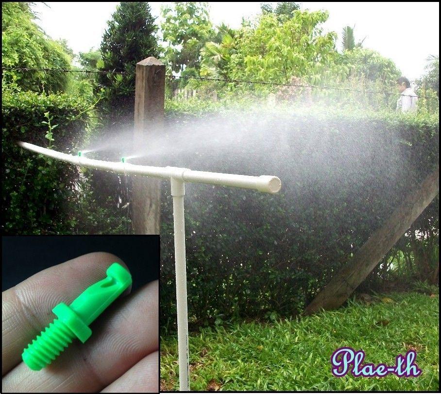 Sprinkler Irrigation Kit 180 Watering System 20 50 100 Plant Drip Garden Yard Sprinkler