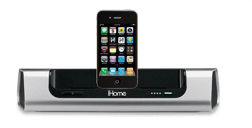 Iphone Speaker Docking Station Ipad Speaker Dock Ihome id9
