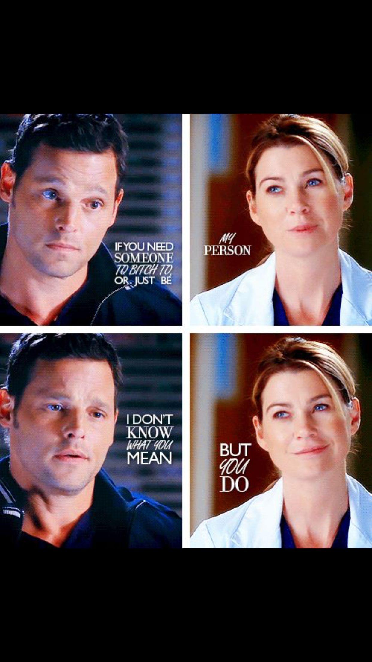 Favorite moment of season 11, episode 1! Love Grey\'s! | Dark and ...