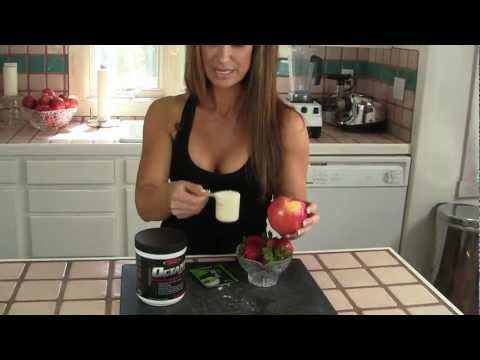 Pay attention to #FitFluential Ambassador PRO Natalie Jill Talking Pre-Workout Nutrition!