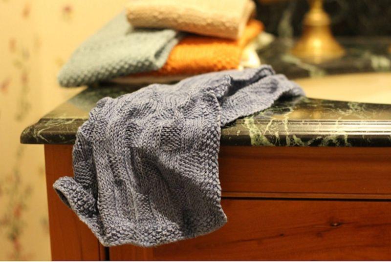 Euroflax linen yarn  testament, twelve years on! Mason Dixon Knitting.