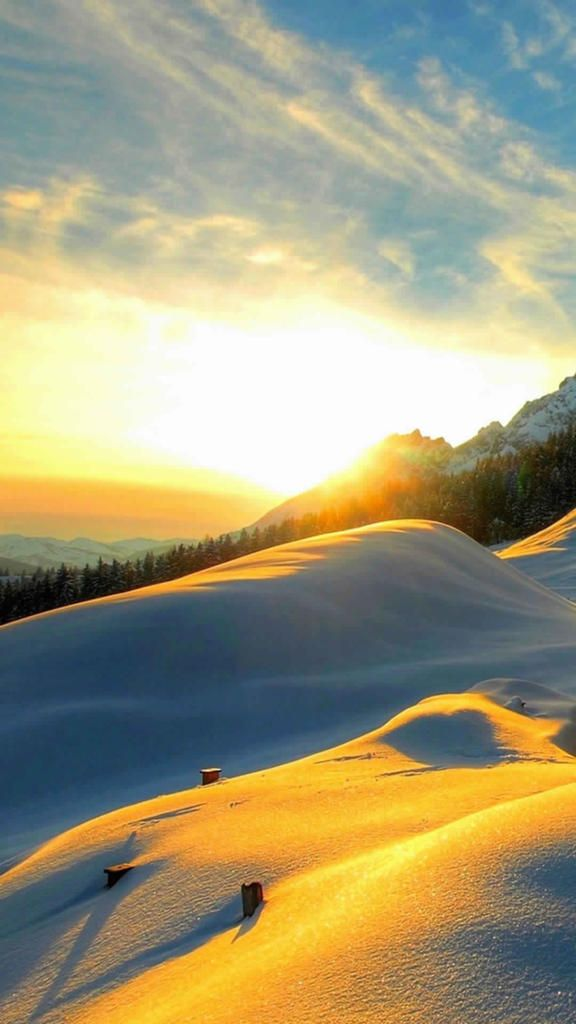Iphone X Screensaver Iphone 7 Plus Wallpaper Hd Awesome Sunshine Sunset Snow Landscape Iphone 6 Wallpaper Of Iphone 7 Plus Wallpaper Hd Download Free Iphone Wallpaper Mountains Screen Savers Screensaver Iphone