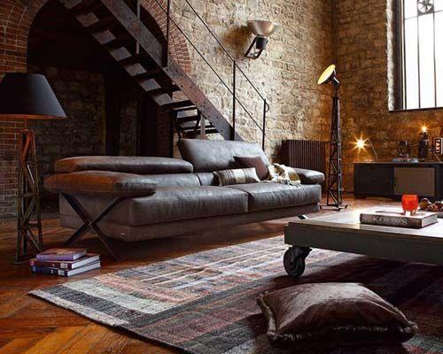 Decoration Vintage Retro Interior Design With Classic Vintage Interior Design Concept Home Design Ideas 2 Living Room Inspiration Loft Living Interior Design