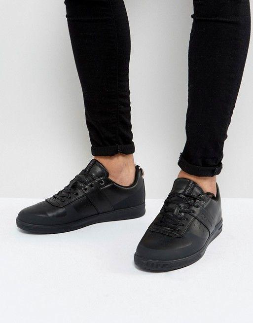 Jones Kleen Faux Leather Sneakers