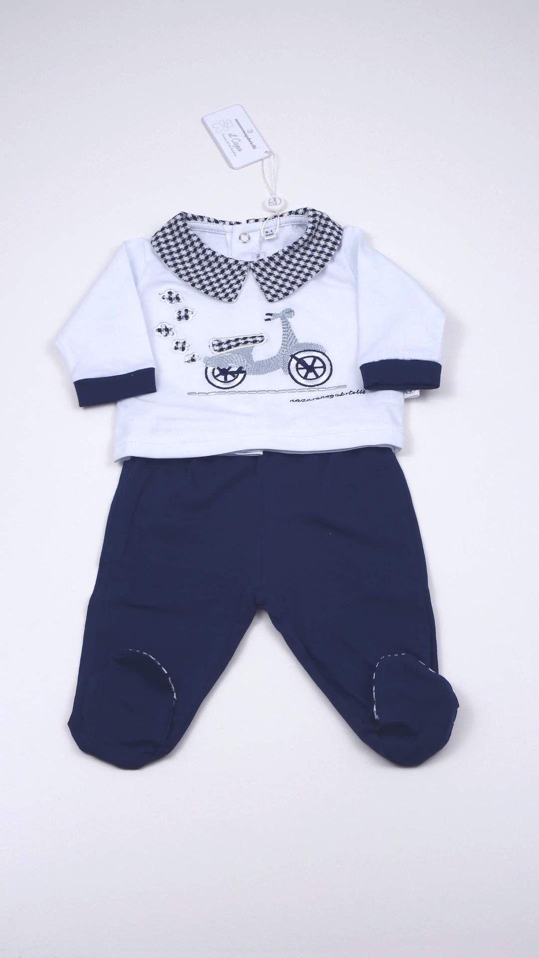 excellent quality hot products professional sale Completo clinica neonato Nazareno Gabrielli due pezzi ...