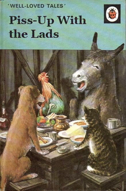 Image result for spoof ladybird books | Ladybird books ...
