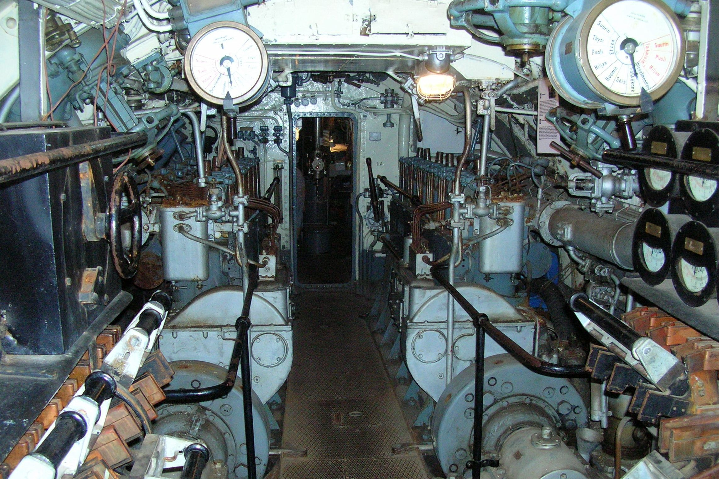 Captivating Submarine Interior   Google Search