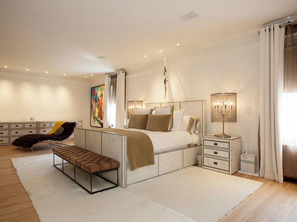 Go Inside Alicia Keys 32 Room 14 9 Million Mansion Home Celebrity Houses Best Bedroom Paint Colors
