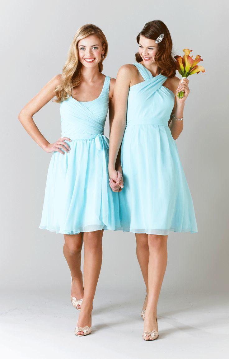 1eedc6b9ea 20 Kennedy Blue Bridesmaid Dresses You Should See