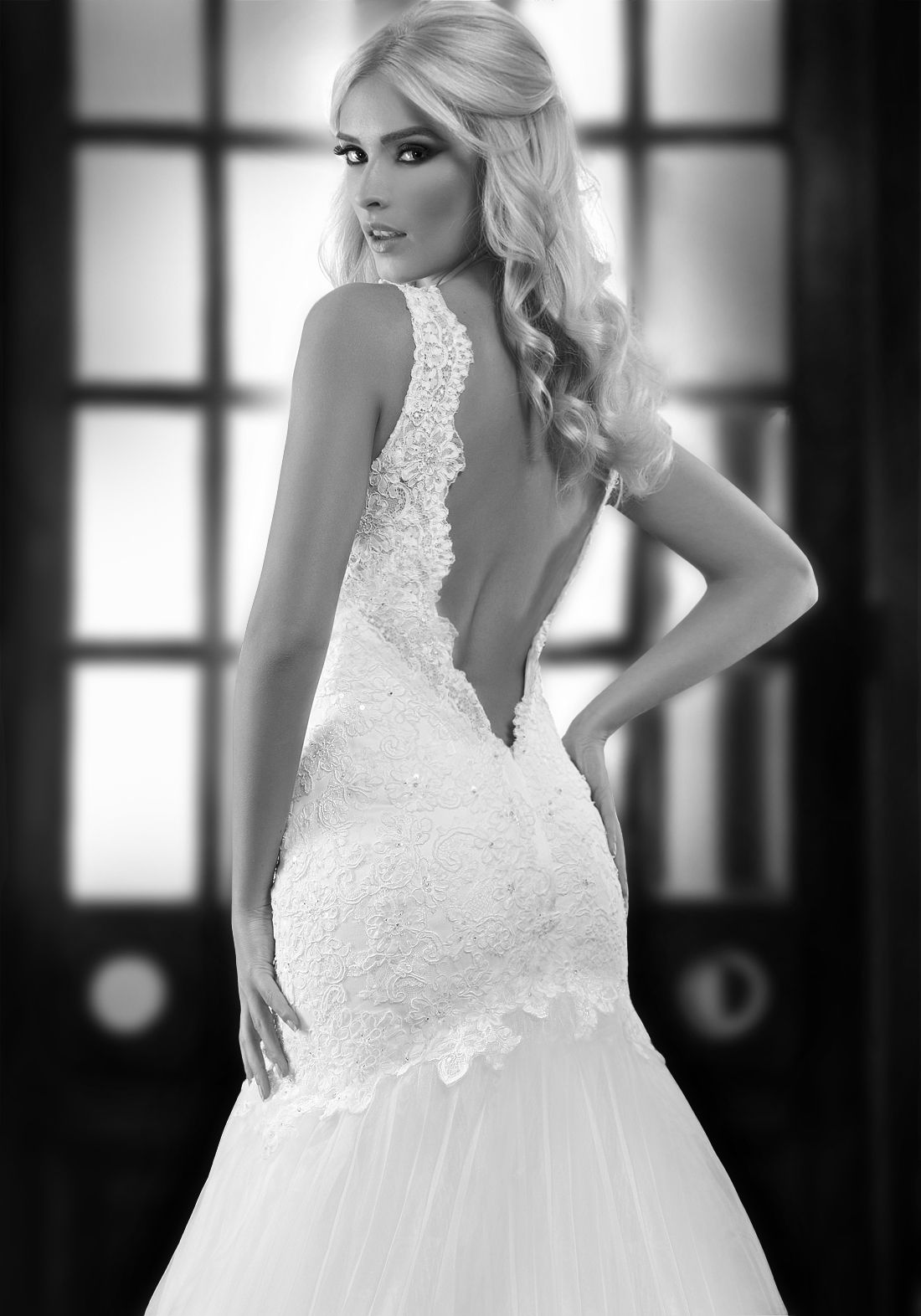 Wedding dresses for large busts  GABRIELLE  Wedding Dresses  One Love  Collection  Bien Savvy