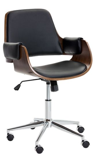 office chair toronto captains modern furniture blvd interiors home chairs kellan 32ch1025