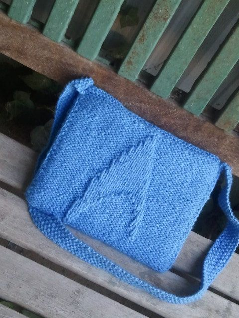 Star Trek knit bag - wish I could knit...:P   Scifi   Pinterest ...