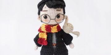 GatoFio Ateliê - Harry Potter... 🧙♂️ Gnt estou aqui com ... | 180x360