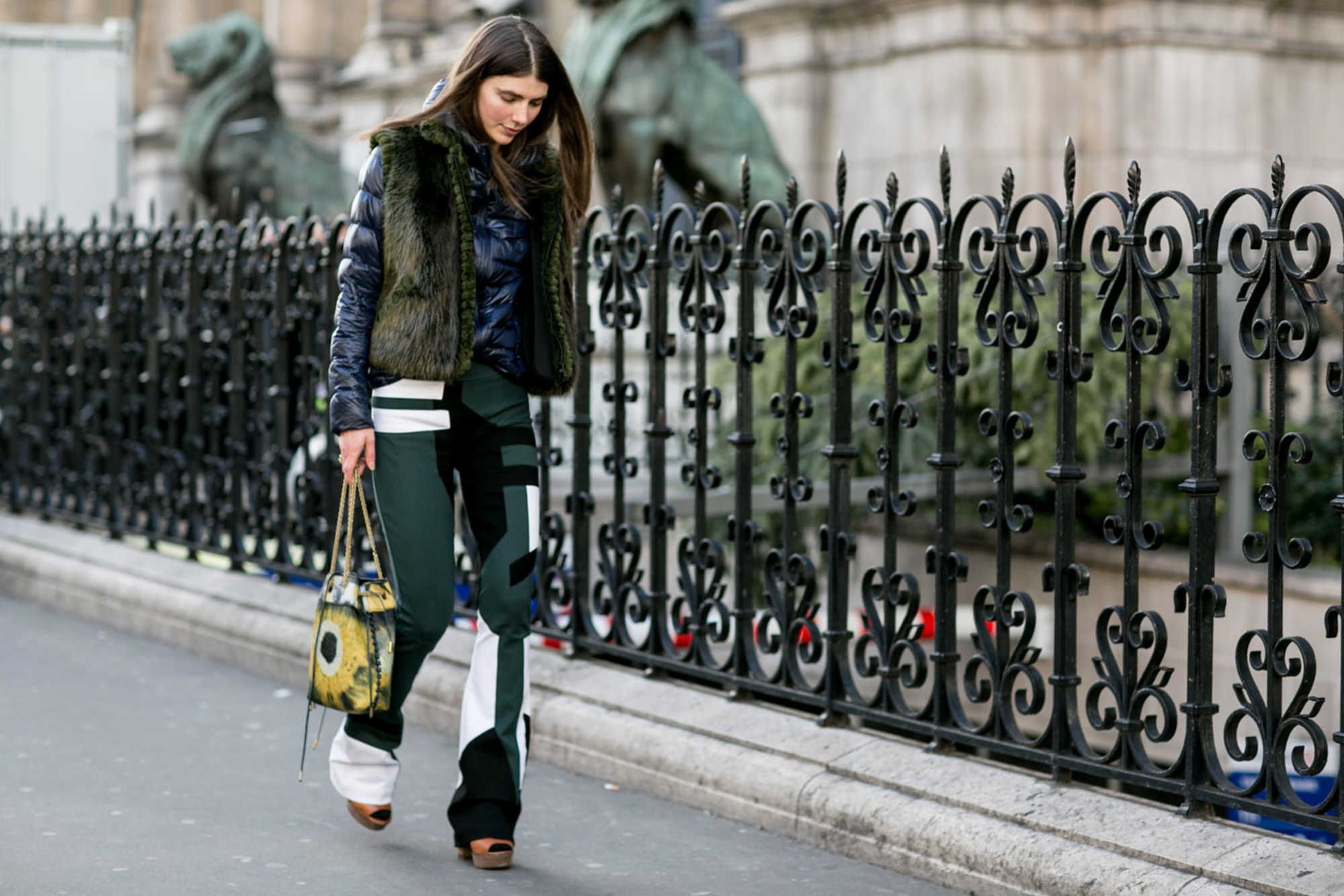 The Best Street Style From Paris Fashion Week So Far. It's the final countdown.