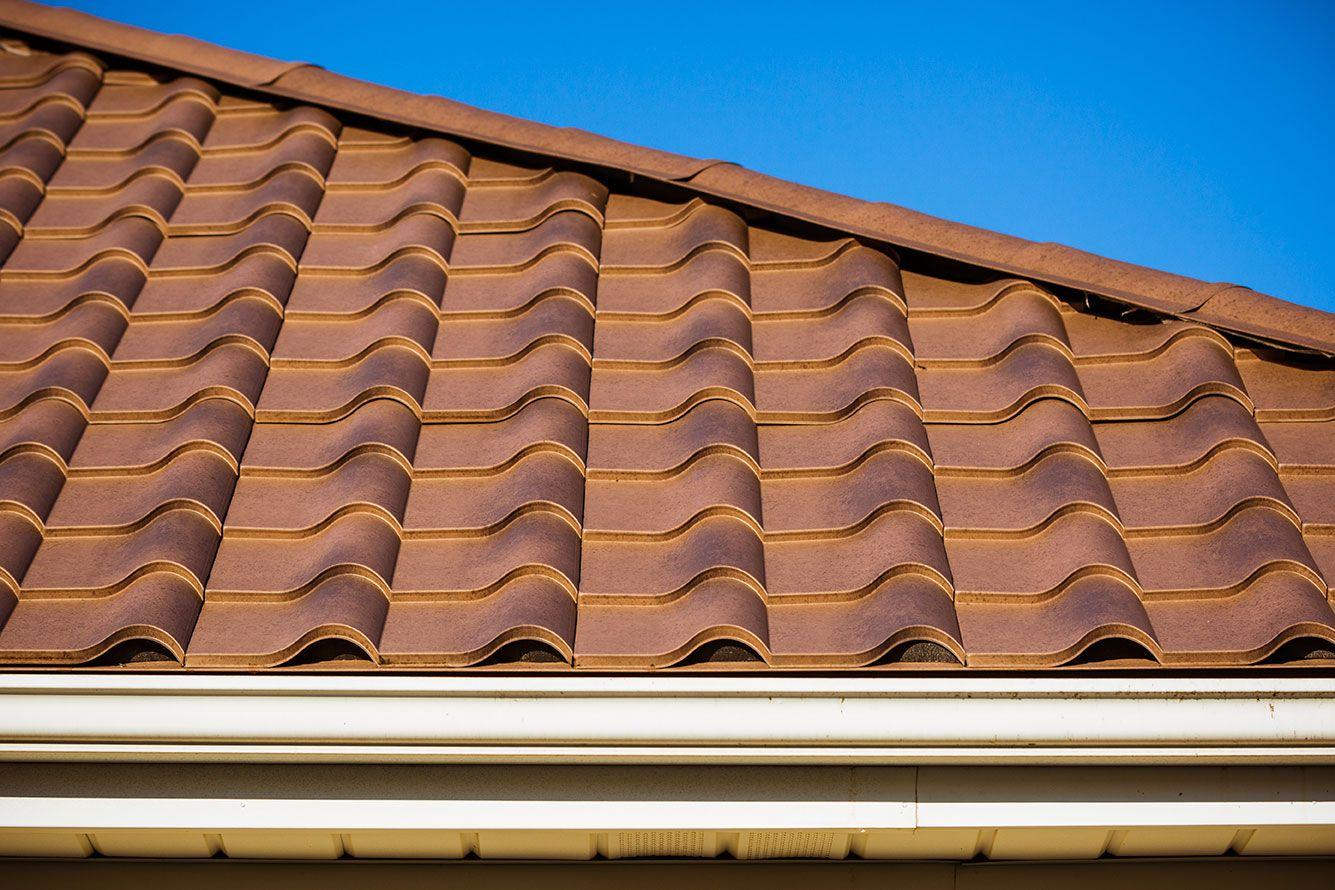 Tile Metal Roof Metal Roof Roofing Roof Repair