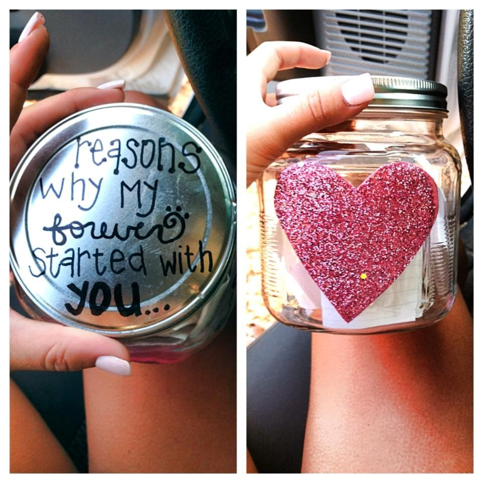 Cute Idea For Valentines Day, Or If You're Going To Be
