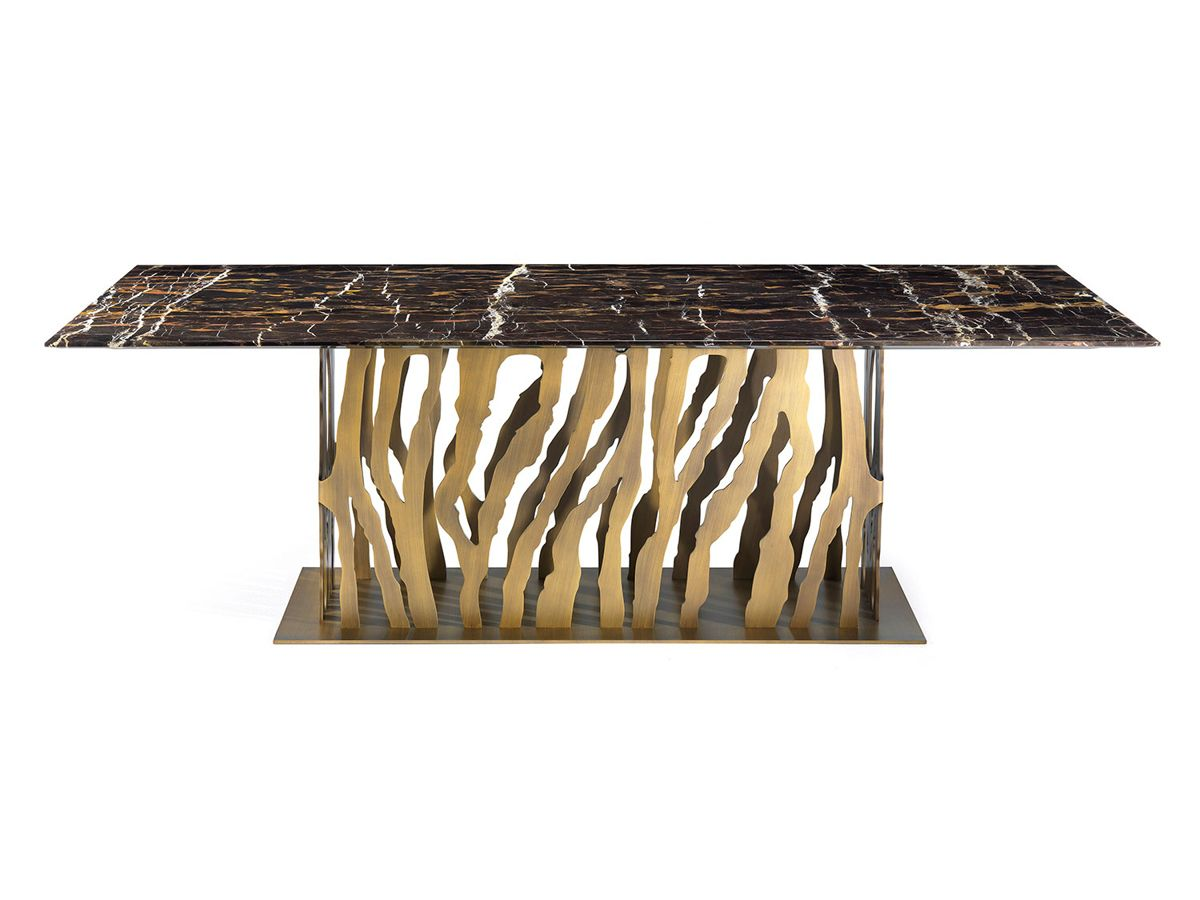 B 52 Dining Table Roberto Cavalli Home Interiors Vermeer Central