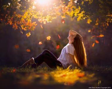 Late Light Of Autumn