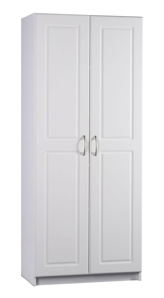 Beau Helpful Tips Deluxe Storage Pantry By Ameriwood Kitchen Interior Kitchen  Cabinetu2026
