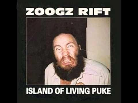 Zoogz Rift Shiver Me Timbers Island Power Pop Rift