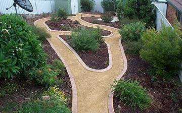 Kwik Kerb Landscape Driveway Borders And Pathway Edging