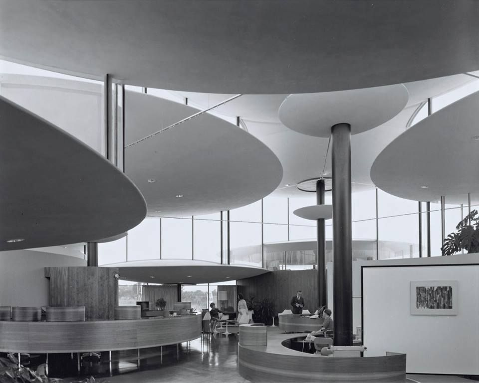 Oklahoma state capitol bank robert roloff 1962