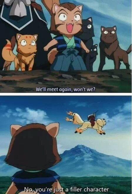 Goodbye Forever Inuyasha Funny Inuyasha Anime Funny