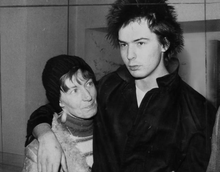michelle robinson sid vicious biography nancy