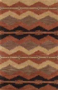 Ocotillo Southwest Style Rug Versatile Colors In A Traditional Design That Echoes Patterns Found Throughout The Picture It Santa Fe