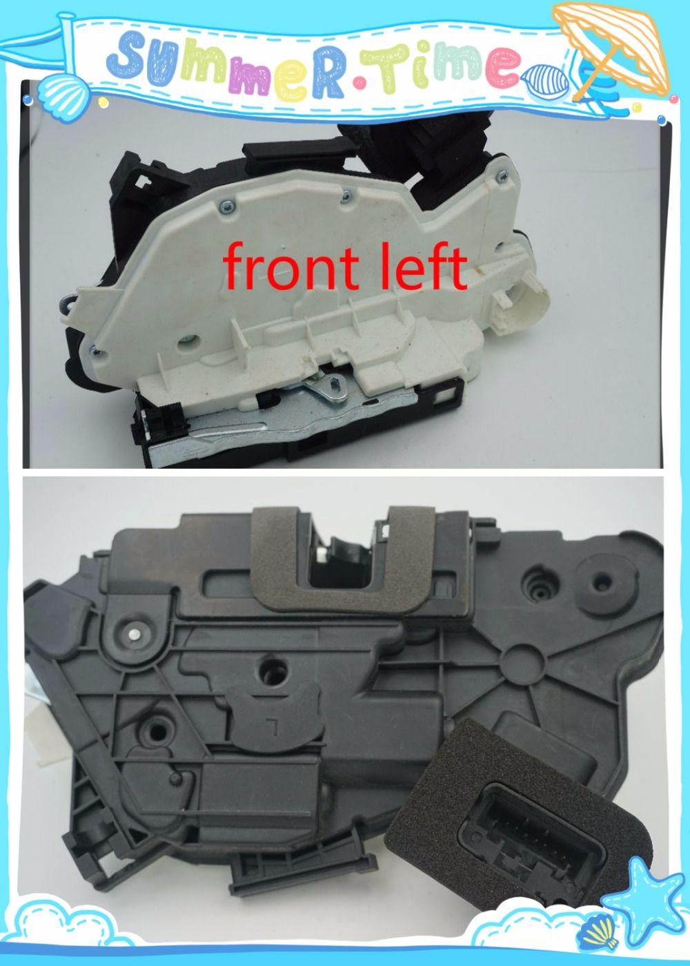 For Vw Golf Mk6 Mk7 Passat B7 Polo Skoda Yeti Door Lock Latch Actuator Driver Side Front Left 5k1 837 015 C 6rd 837 015 A Skoda Yeti Skoda Replacement Parts