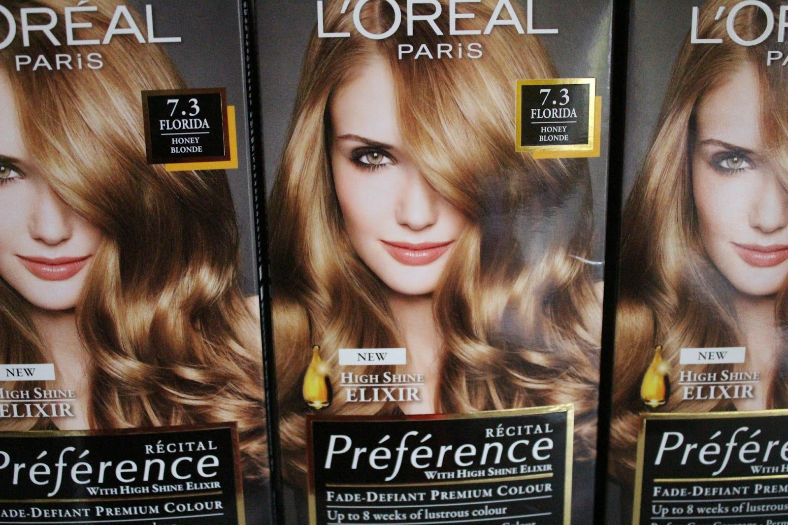 L Oreal Recital Preference In Florida Honey Blonde 7 3 Beauty