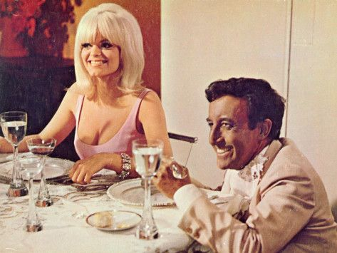 The Party. 1968. Peter Sellers.