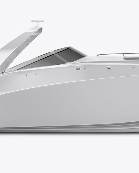 Download Download Sea Chaser Sport Boat Psd Mockup Right Side Viewtemplate Mockup Free Psd Mockup Psd Mockup Free Download