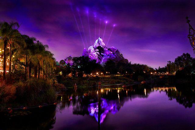 Disney's Animal Kingdom - Expedition Everest