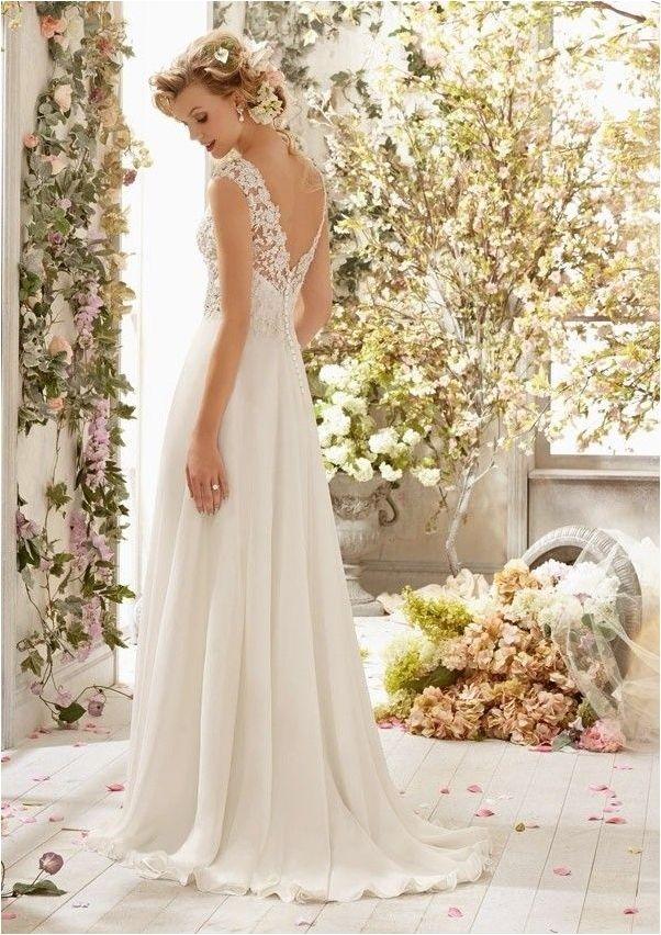 62 Elegant Vintage Lace Wedding Dresses For Your Romantic Wedding ...