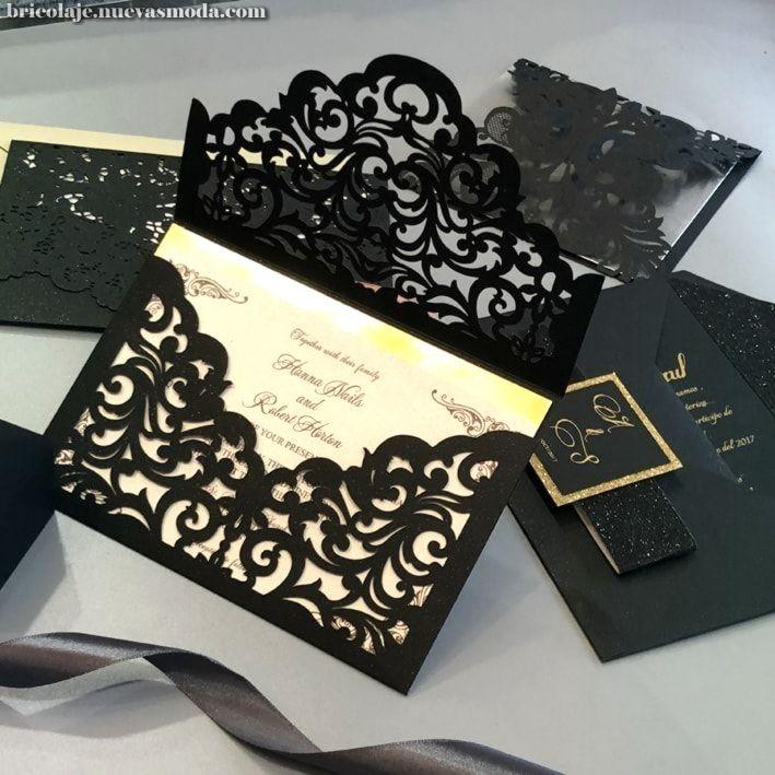 invitación de boda infausto #convitedwedding #wedding #festival #new …