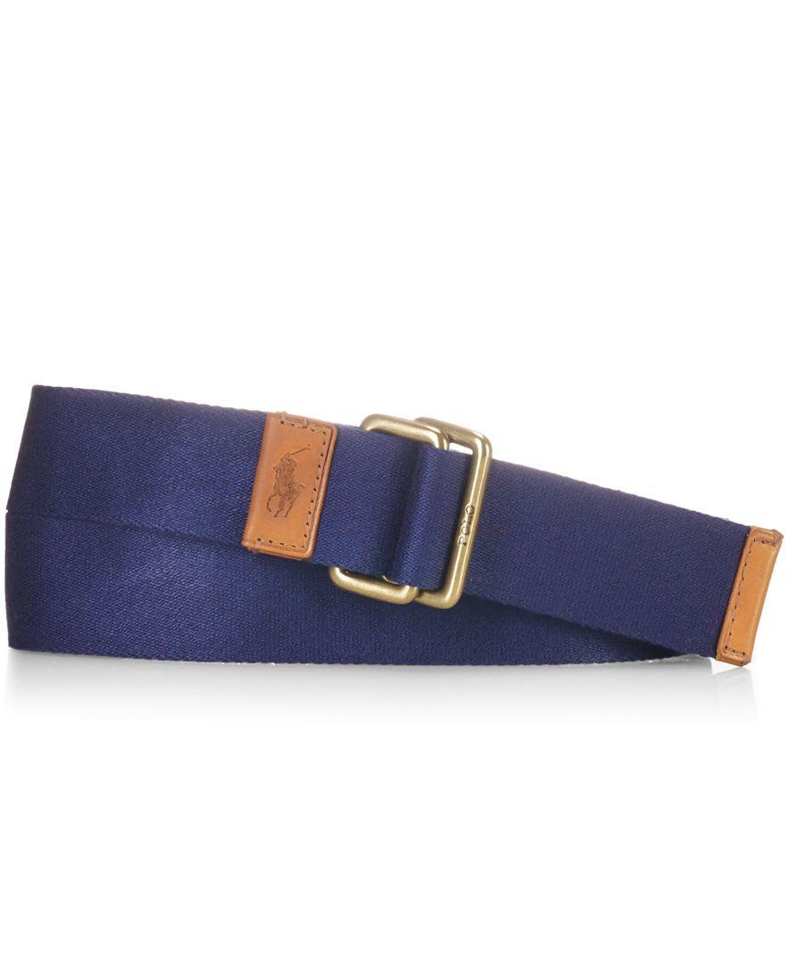 8b4d7d71 Polo Ralph Lauren Classic Webbed Belt   Products   Polo ralph lauren ...