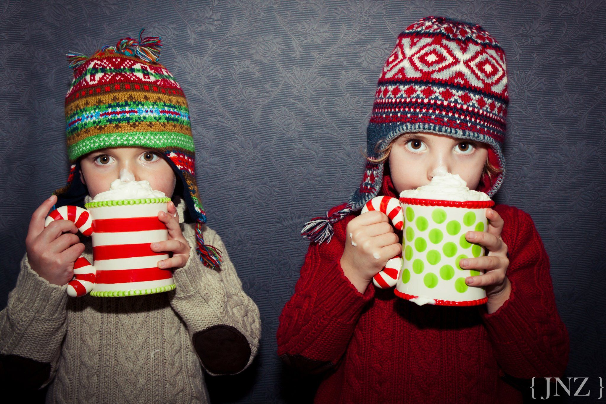 Christmas cuties, childrens photography, christmas photography, edmonton photography, children.