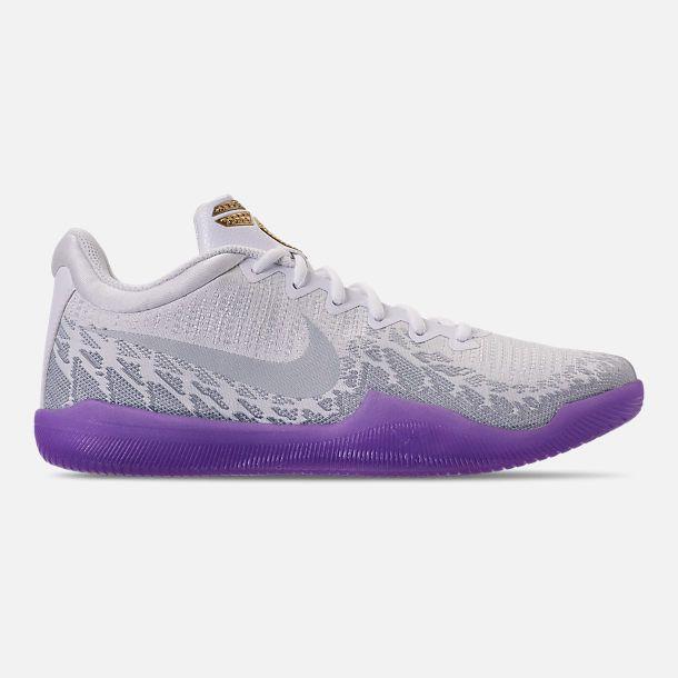 b2676b4840d Right view of Men s Nike Kobe Mamba Rage Basketball Shoes