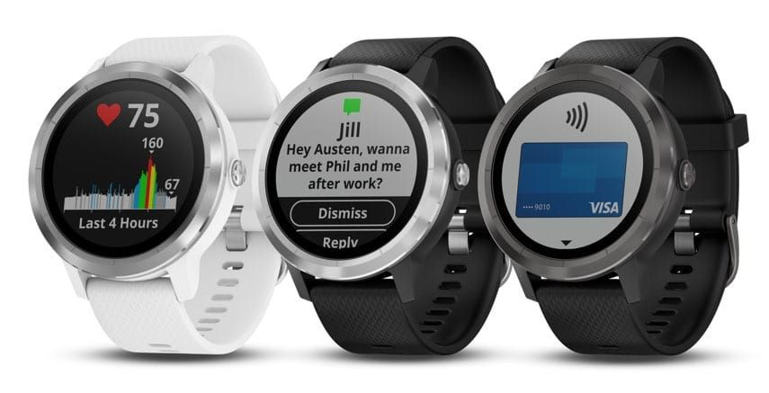 Pin by ChipIn on Smartwatch Garmin vivoactive, Garmin