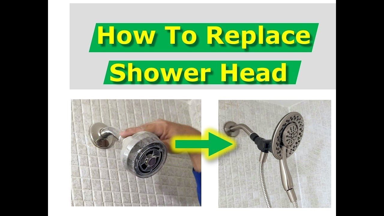 How To Install New Shower Head Delta In2ition N This Diy Install