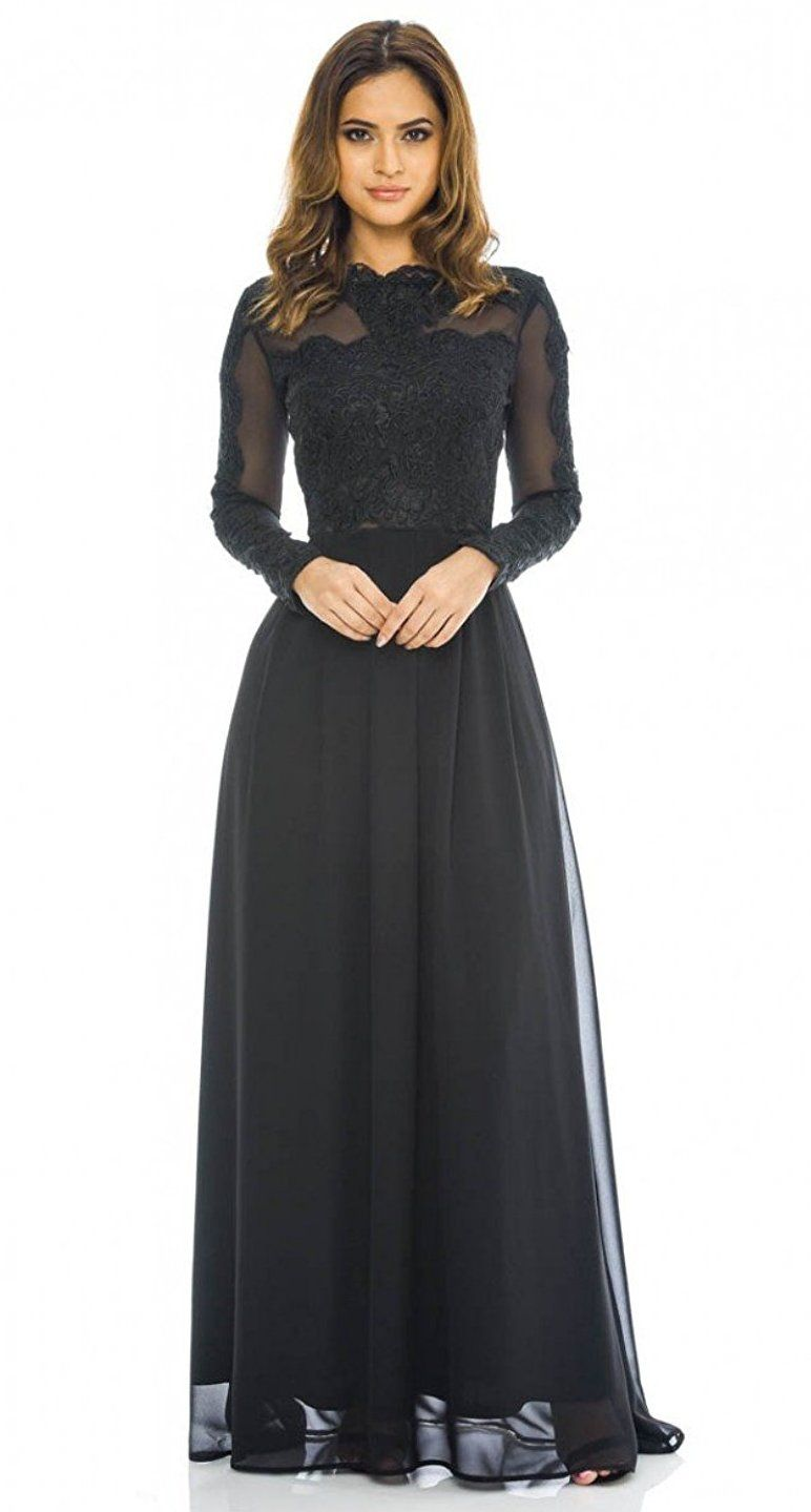 f0a1b70209f AX Paris Women s Long Sleeved Lace Maxi Dress. Buy Now from Amazon Cute Maxi  Dress
