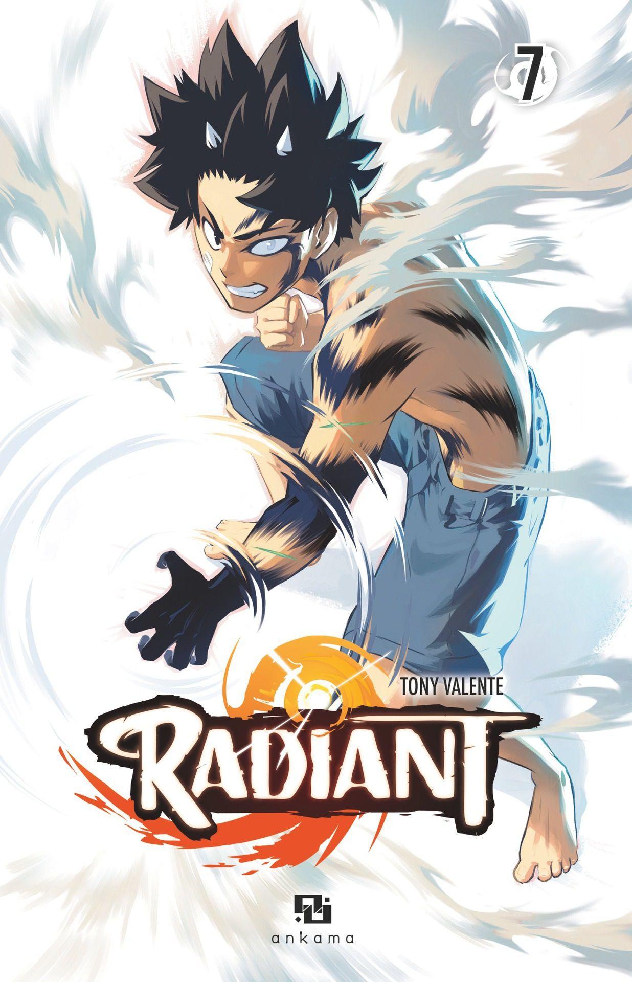 Radiant Tome 9 Lecture En Ligne : radiant, lecture, ligne, Radiant, Anime,, Animation, Artwork,, Character, Design